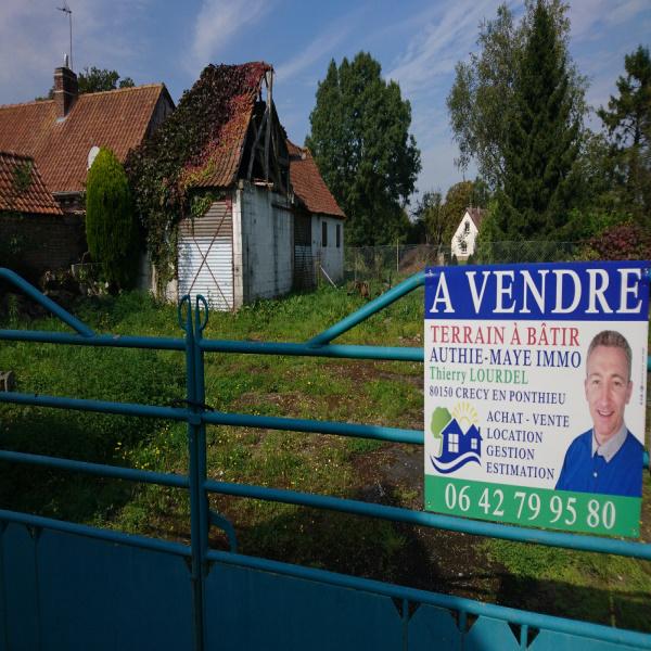 Offres de vente Terrain Saint-Riquier 80135
