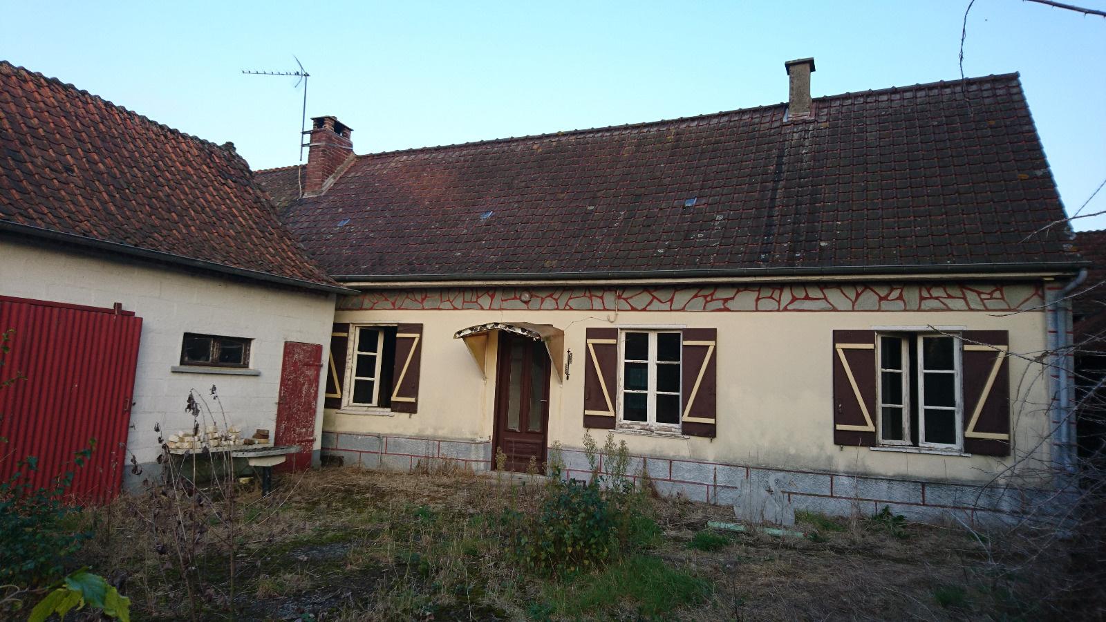 Offres de vente Ferme Crécy-en-Ponthieu 80150