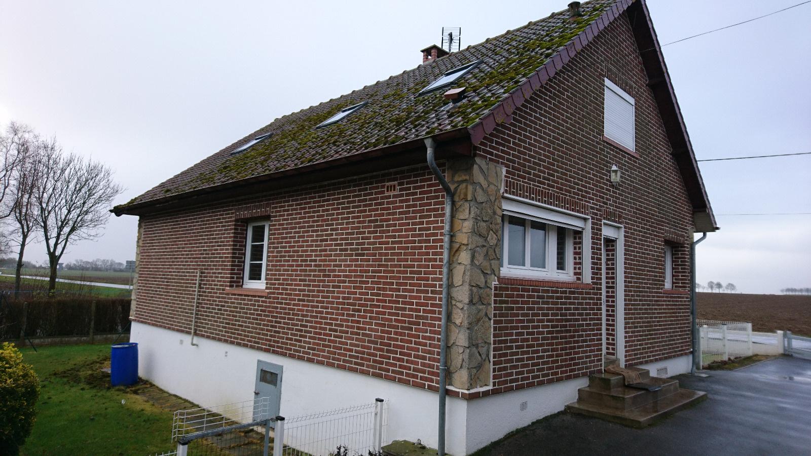 Offres de location Maison Domvast 80150